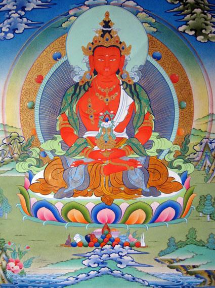 Будда Амитаюс