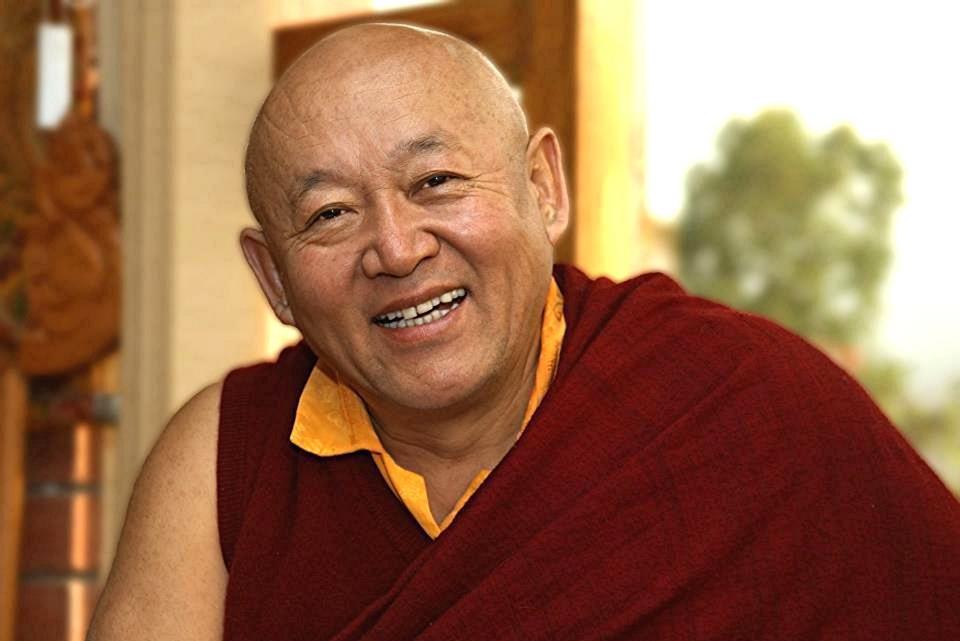 Визит Его Святейшества Дрикунг Кьябгона Четцанга Ринпоче