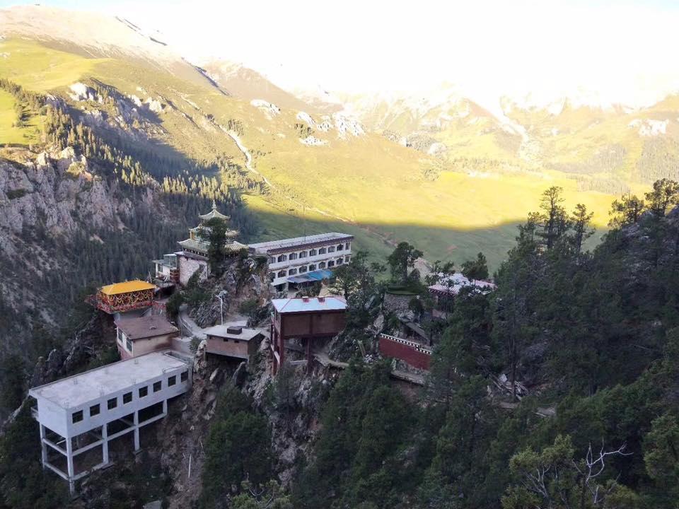 Монастырь Гарчена Ринпоче - Гар в Тибете