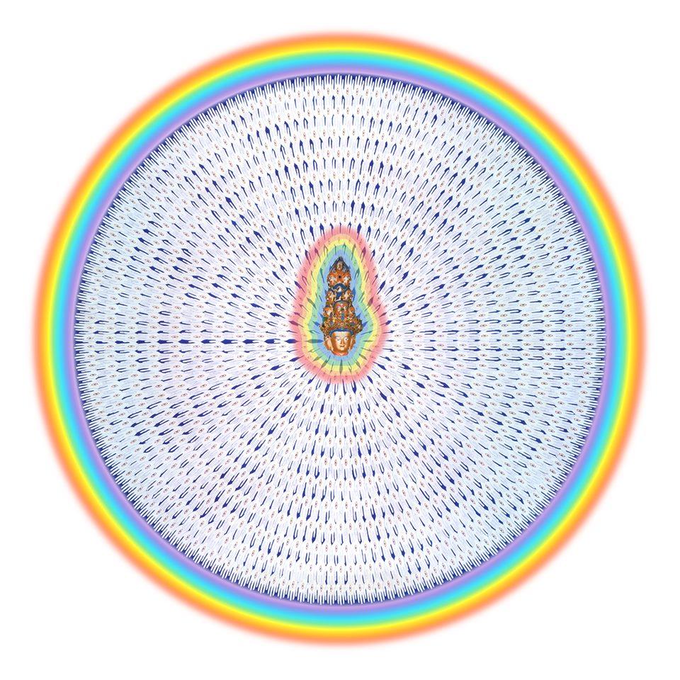 Ретрит Ньюнгне с Гарченом Ринпоче - развитие добродетелей Авалокитешвары