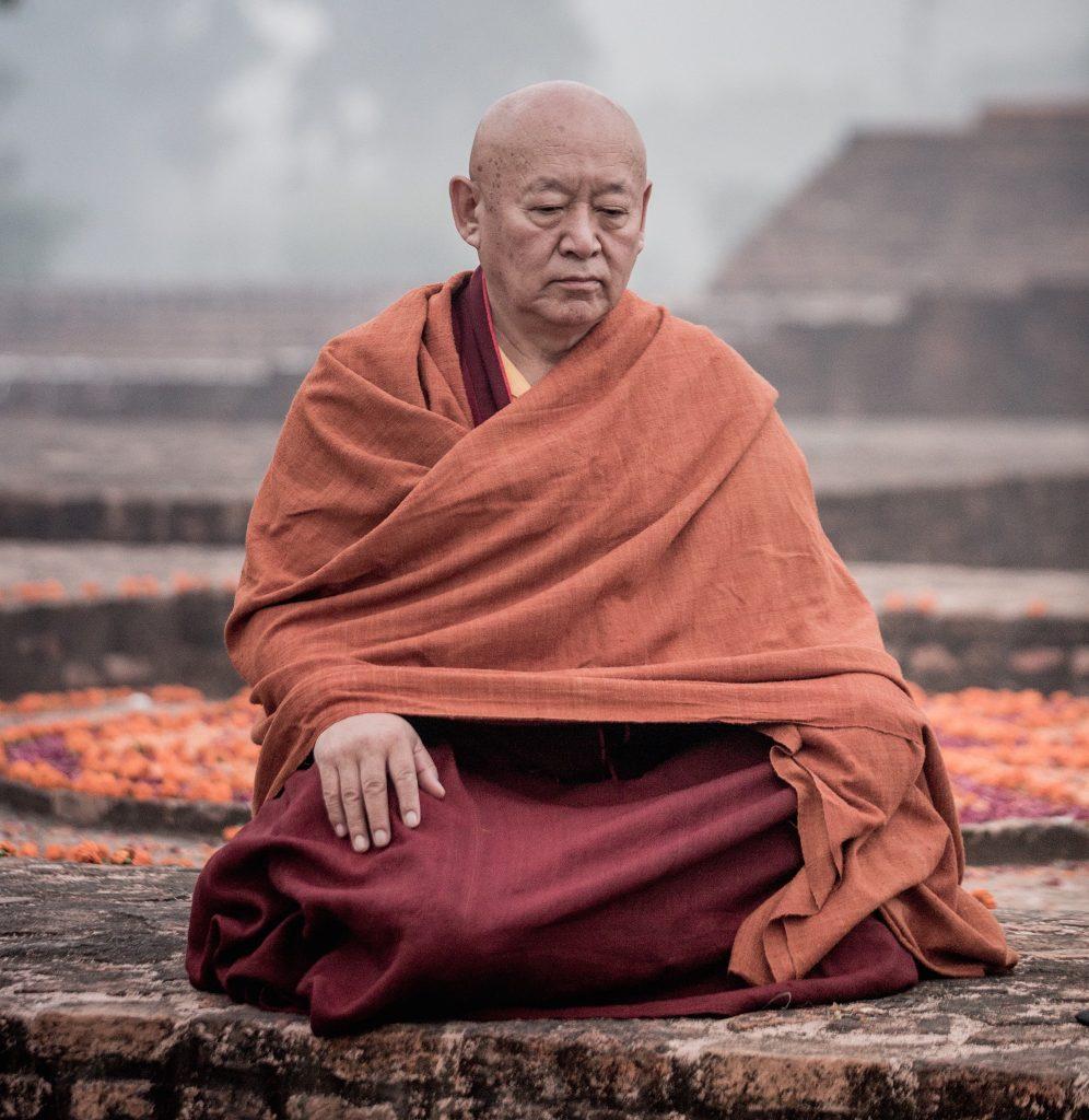 Медитация Шравасти онлайн с Е.С. Дрикунг Кьябгоном Четсангом