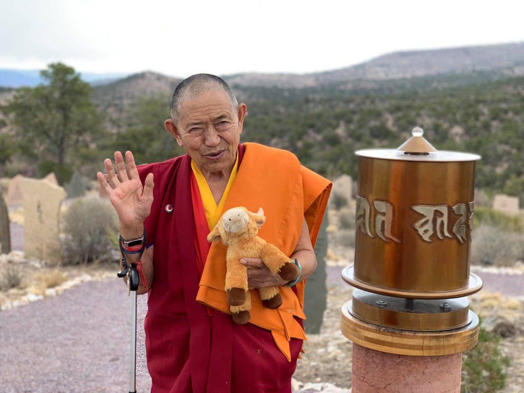 С тибетским новым годом Быка! Лосар Таши Делек!