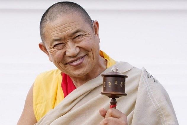 Медитация с Кьябдже Гарченом Ринпоче